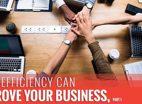 Is YOUR Business Efficient?