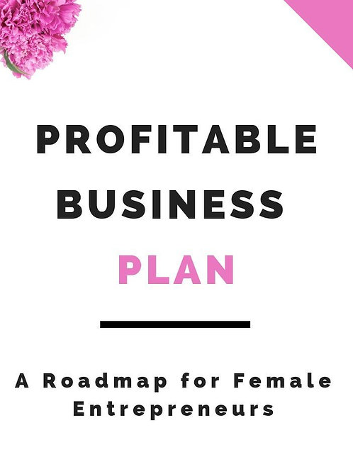 18 pg. Business Plan Template