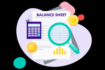 Balance Sheet Template/Form