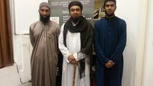 Hafiz Faried Mahboeb en Hafiz Nadeem Chote