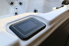 Pacific Spas  touch screen topside control