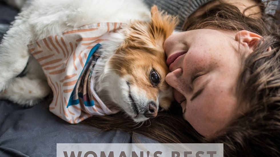 2019 Woman's Best Friend Coffee Table Book