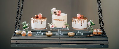 Wedding Cakes by Candytuft Cakes