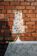 Wedding Cake by Candytuft Cakes