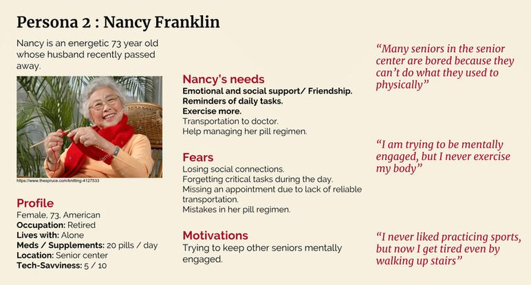 Persona 2: Nancy Franklin