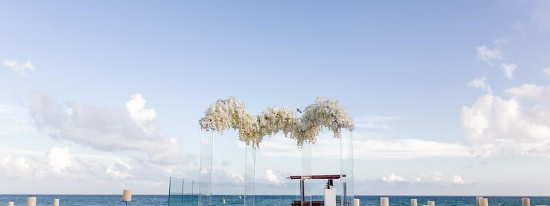 Playa del Carmen ceremony