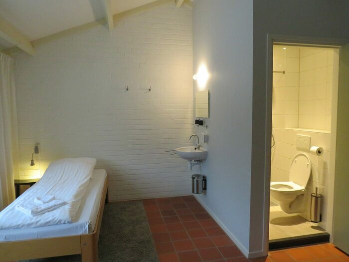Zeeveld kamer:badkamer