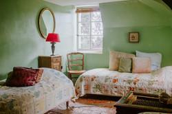 Preau slaapkamer landhuis 2p