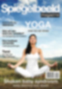Yoga Magazine 2012: Yoga Snow Dance