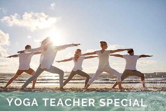 """Yogafestival voor docenten: """"Verbinding & Business"""""""