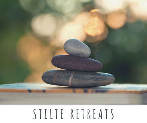 Stilte retreats