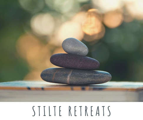 Stilte retreats