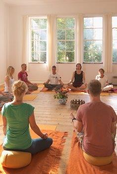 Yoga namasté