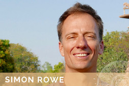 FIT body & mind - docent Simon Rowe