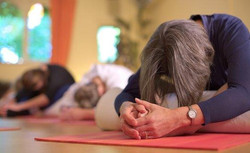 Yoga ontspan