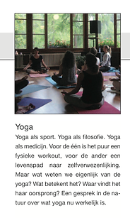 Yoga Magazine 2012: Yoga Snow Dance