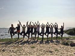 Yoga boomrij Ingvild