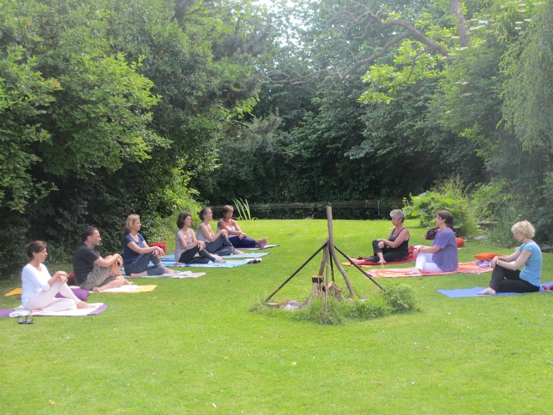 1405 Zeeland yoga tuin
