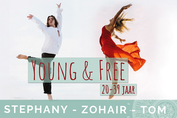 Young & Free weekend retreat (20-39 jaar)