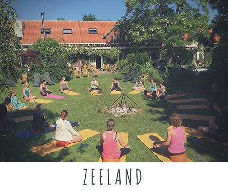 Retraite-welness centrum De Schouw, Zeeland
