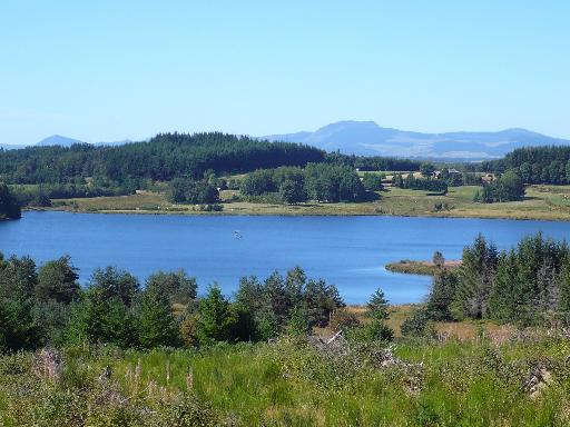 lac de devesset