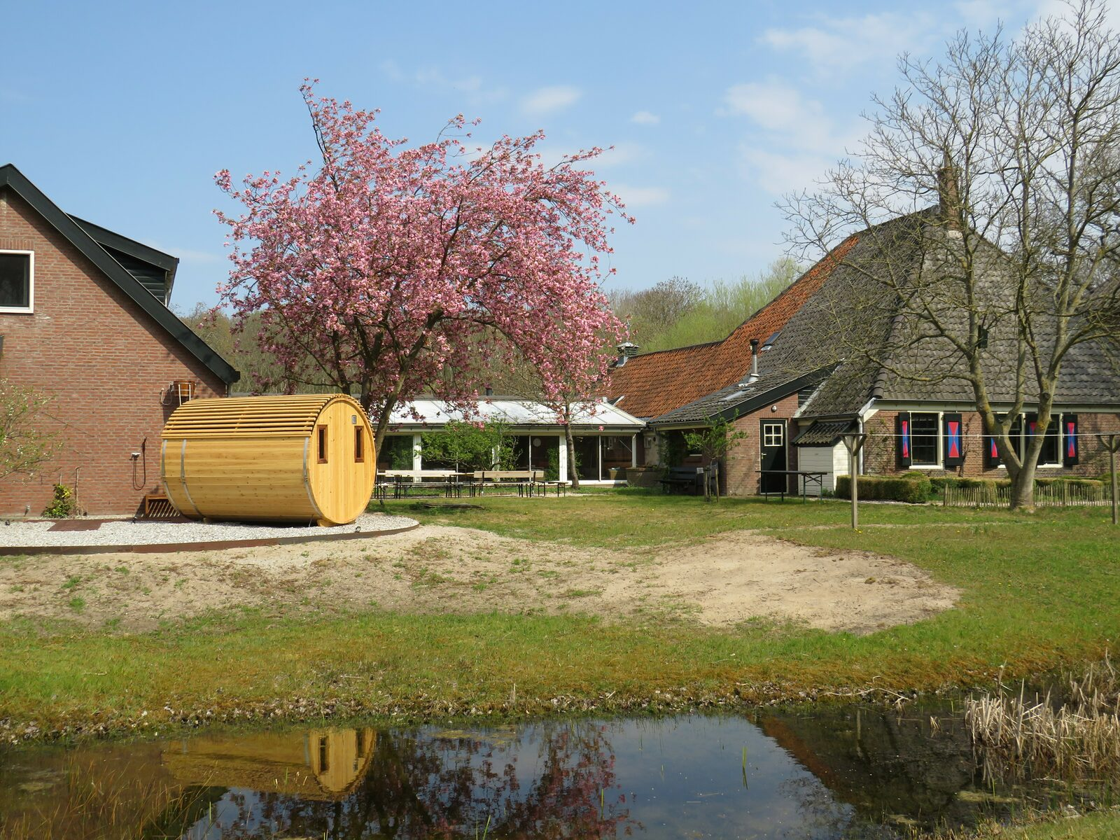 Zeeveld sauna 4