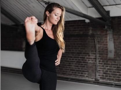 Evalien Slinkert Yoga