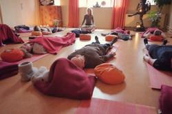 Yin Yoga ontspanning