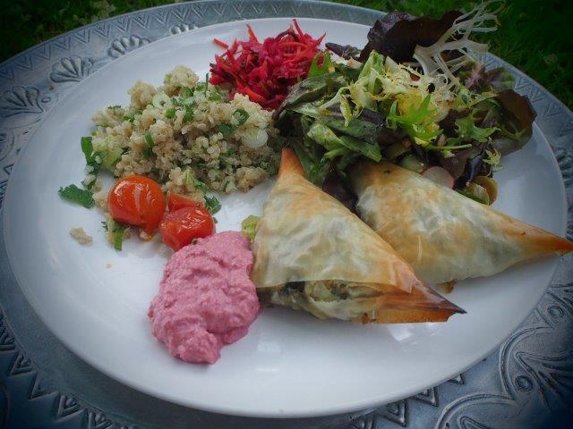 Gezond en lekker eten van Karin Baank