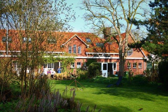 Zeeland retreat tuin buitenleven