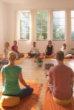 Zeeland Yoga zaal