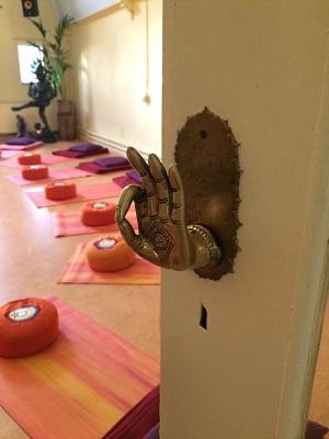 Yoga zaal in Zeeland