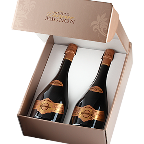 Pierre Mignon - 2 Année de Madame Vintage met giftbox