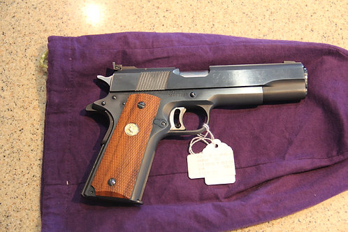 Colt 1911 70 series national match gold cup