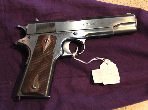 Colt 1911 Commercial Model