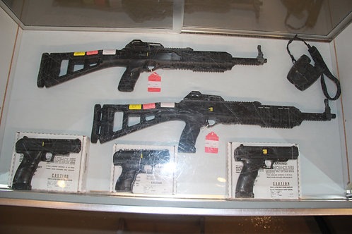Brand new shipment of Hi-Point Pistols and Rifles