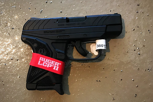 New Ruger LCP-II .380