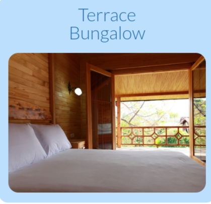 Bungalo+terrace