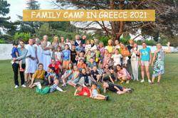 Family camp in greece2021