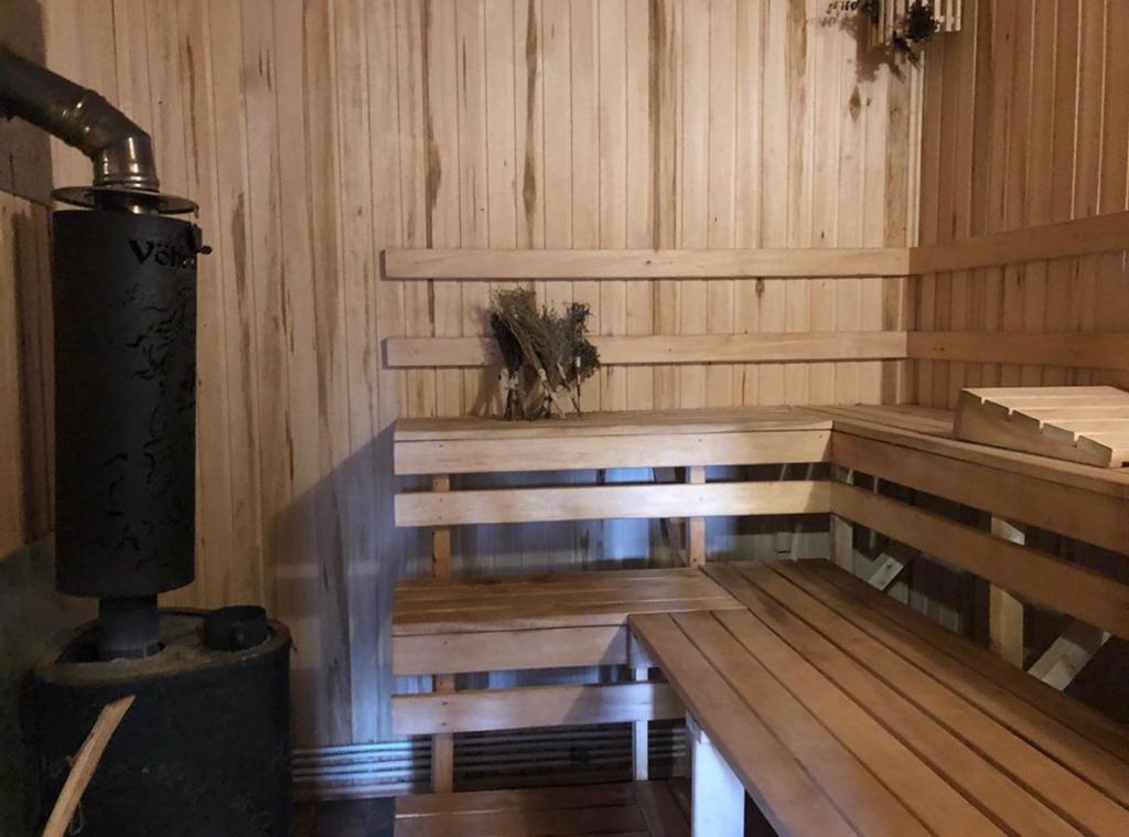 Баня для гостей