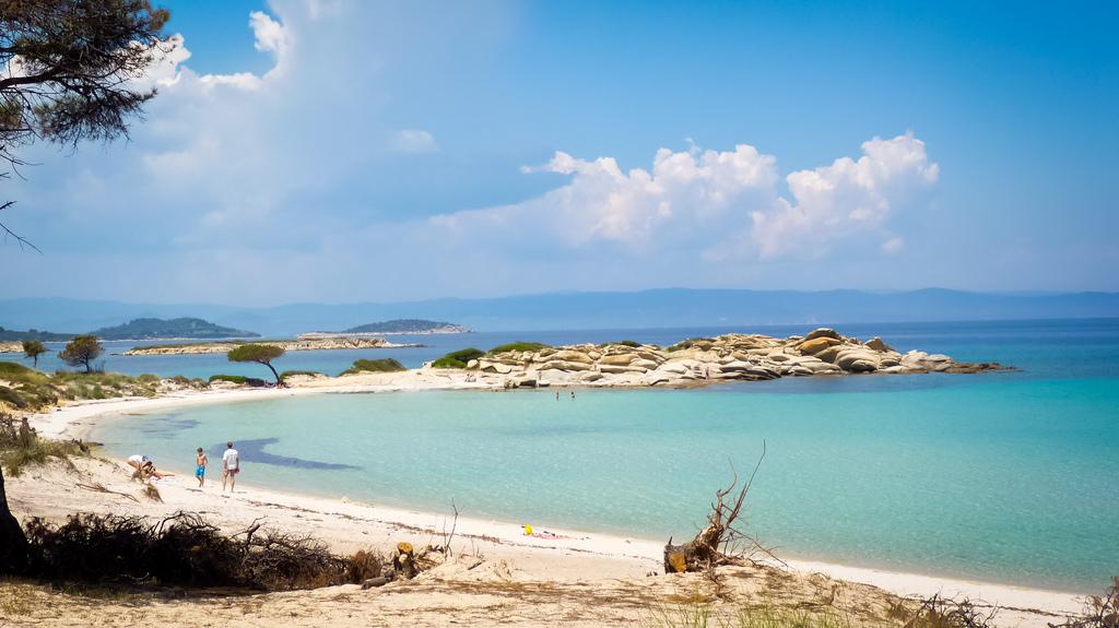Vourvourou-Beach