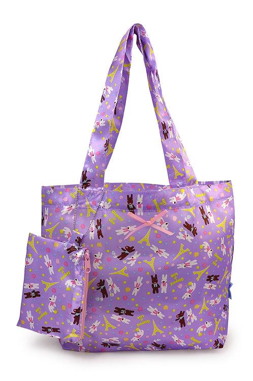 紫色購物袋 (麗卡)