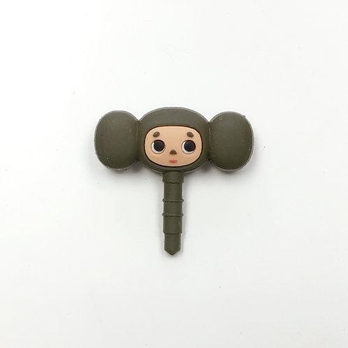耳機塞-頭 (查布)
