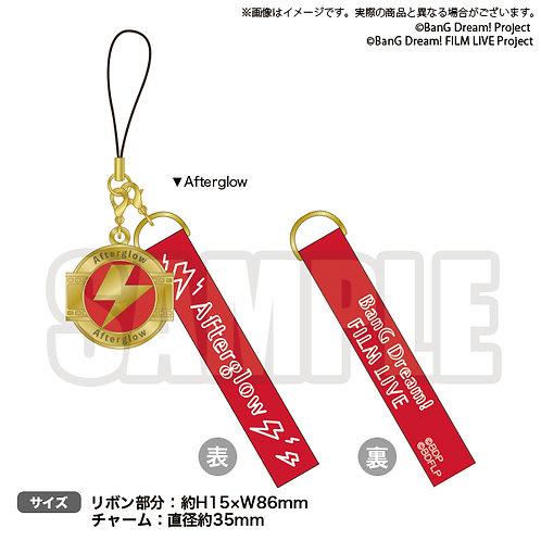 BanG Dream! FILM LIVE 小隊吊飾 - Afterglow (動漫)