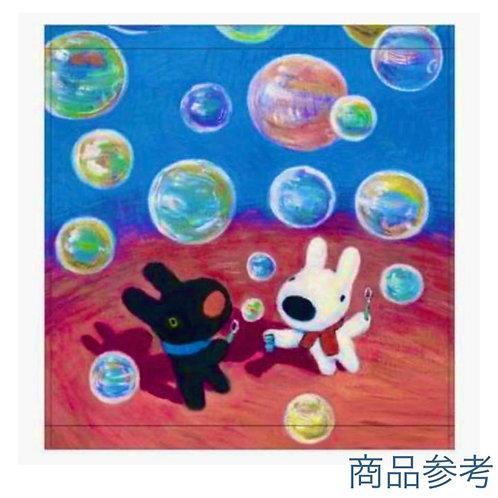 擦手巾-泡泡 (麗卡)