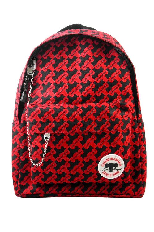 紅色後背包-A款 (麗卡)