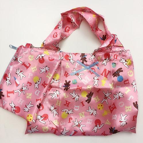 粉色購物袋 (麗卡)