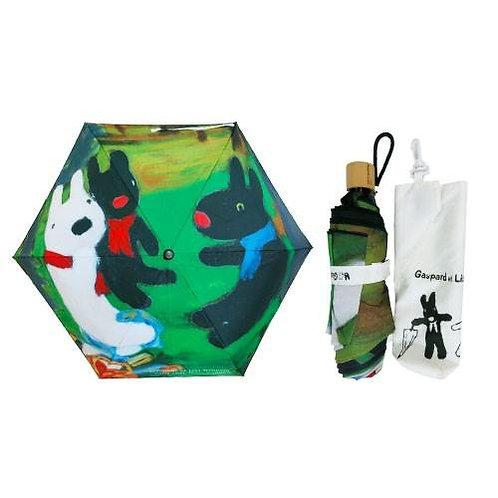 摺疊雨傘-B款 (麗卡)