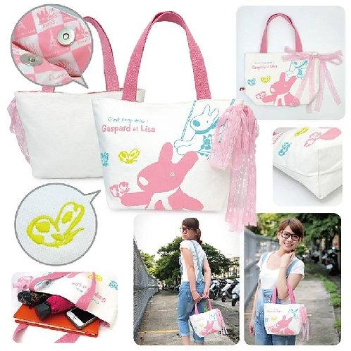 Girl Style手提袋-B款 (麗卡)