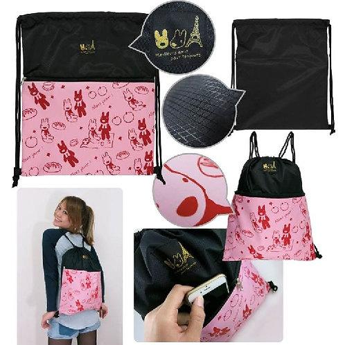 防水束口背袋-A款 (麗卡)